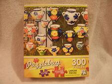 Colorful Ceramic Pots 300 Piece Puzzle