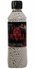 3000 DEVIL BLASTER Airsoft bb BBs 6mm SEAMLESS Diamond Grade Precision - .30g