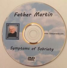 Father Martin Symptoms Of Sobriety AA ALCOHOLICS ANONYMOUS DVD FREE SHIPPING