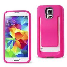 Étuis, housses et coques avec clip roses Samsung Galaxy S5 pour téléphone mobile et assistant personnel (PDA)
