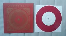 "Zodiacs faraway friend 7"" Crystal Stilts Dum Dum Girls Blank Dogs captured Track"