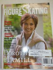 International Figure Skating Magazine  Dorothy Hamill August 2005 050815R