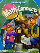 Math Connects Grade 2 Consumable Student Edition Volume 2 Macmillan McGraw-Hill