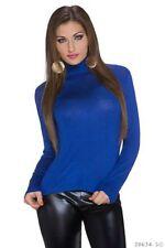 Camisas y tops de mujer blusa de color principal azul Talla 38
