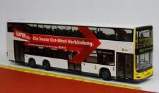 Rietze 67784 man Lion´s City Dl07 BVG SUPERillu Scale 1 87