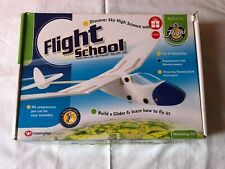 Flight School Plane Make Your Own Glider Easy And Fun