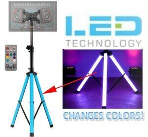 karaoke tv stand monitor stand LED stand illuminated karaoke stand NEW CUSTOM