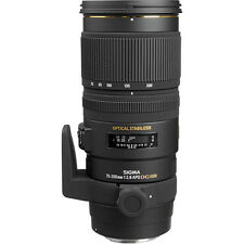 Sigma 70-200mm f/2.8 EX DG APO OS HSM for Canon Lens