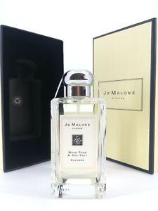 JO MALONE WOOD SAGE & SEA SALT Cologne /3.4 FL.OZ./100 ml Sealed in a box