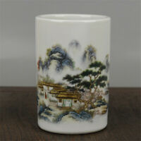 Chinese ancient antique hand make Butterfly-pattern flowerpot a32