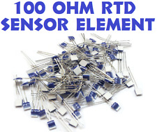100 OHM Heraeus M222 PRTD Platinum RTD Temperature Sensor Element Omega Class B