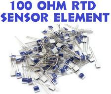 100 OHM Heraeus M222 PRTD Platinum RTD Temperature Sensor Element Omega Class B