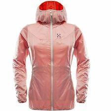Haglöfs Aran (Valley) Jacket Women, Haze, leichte Isolierjacke