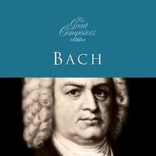 GREAT COMPOSERS, THE - BACH NEW DVD