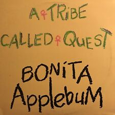 A TRIBE CALLED QUEST • Bonita Applebum • Vinile 12 Mix • 1990 JIVE