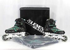 New listing 5th Element Skates Stella 9 Weight Limit 170 Inline Skates Men's Black