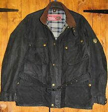 Belstaff Trialmaster Jacket Restoration Service Cleaning & Re-waxing Service 36""