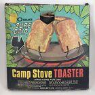Vintage Coghlan's Sure Grip Camp Stove Toaster in Original Box 1971 Advertising