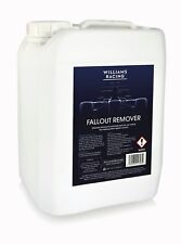 Williams Fallout Remover 5L  Iron, fallout and break dust remover