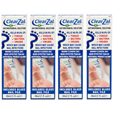 ClearZal BAC Antimicrobial Solution 30ml X 4 PACK