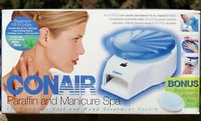 Conair Paraffin Wax and Manicure Spa Model PB5Q w/ Mitts, 40 Liners & Extra Wax