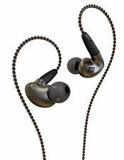 NEW MEE audio Pinnacle P1 HiFi Audiophile In-Ear Headphones Detachable Cables