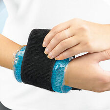 THERAPEARL Reusable Hot/Cold Gel Bead Pain Relief Pack Soothes, Relaxes & Eases