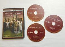 Downton Abbey: Season 2 (DVD, 2012, 3-Disc Set) free shipping