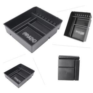 Car Center Console Armrest Storage Container Tray for Toyota Prado FJ120 2003-09