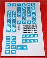 2001 Ersatz Aufkleber//Sticker Set für LEGO 6472 Gas N/' Wash Express