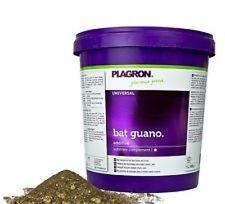 PLAGRON BAT GUANO Fertilizzante Terra 1Kg - Coltivazione Indoor