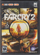 Far Cry 2 (PC, 2008) ~ Used Complete ~