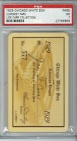 1929 YANKEES LOU GEHRIG 3 HOME RUN GAME TICKET BASEBALL PASS VALID 5/4/29 PSA 7