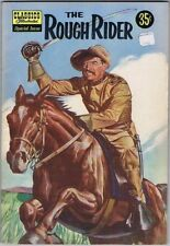 The Rough Rider, #141, HRN 141, December 1957, Silver Age Classics Illustrated