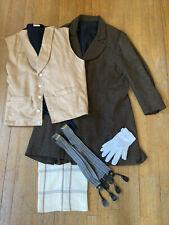 Reenactment Clothing - 1800s Gentleman - Large Size - 5 Items