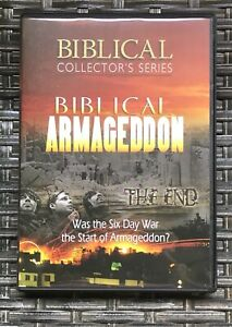Biblical Armageddon: Was the 6 day war the start of Armageddon DVD