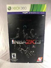 NBA 2K13 -- Dynasty Edition (Microsoft Xbox 360, 2012) New Open Box