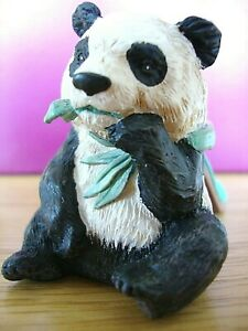 Just The Right Shoe - Bamboo Bear, one of four in the Raine Forest series