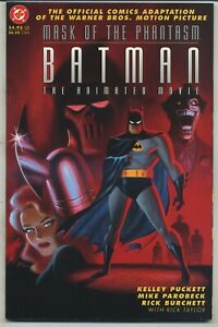 Batman: The Mask of the Phantasm 1 Deluxe Edition Variant High Grade