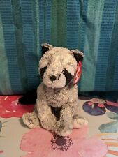 Ty Bandito the Raccoon Rodent Beanie Baby Babies Beanies Mwmt Retired