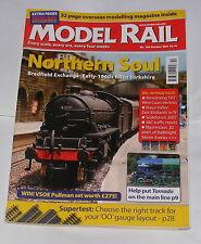 MODEL RAIL - NORTHERN SOUL -  NO.109 OCTOBER 2007