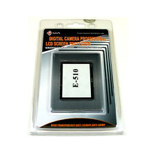 GGS Pro LCD Screen Protector for Olympus E-410 E-510 camera, free US shipping!