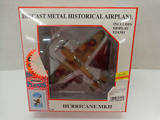 Model Power #5340-2 Hurricane MKII Die Cast airplane new in box FREE SHIPPING