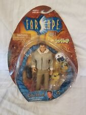 Farscape Toyvault series 1 sealed John Crichton commander figure