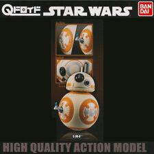 Bandai Q-droid Disney Star Wars Gashapon 10cm Tall - Bb-8