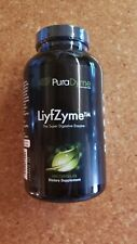 PuraDyme LiyfZyme Super Digestive Enzymes 500 count