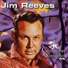JIM REEVES - CHRISTMAS SONGBOOK CD ALBUM (2003)