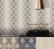 Vliestapete Tapete Ornamente Barock Optik Klassik klassisch traditionell