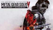 Metal Gear Solid V 5 la experiencia definitiva Llave PC (UE)
