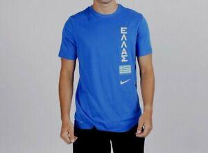 Nike Greece National Basketball Team Olympics Men's T-shirt Limited Edition